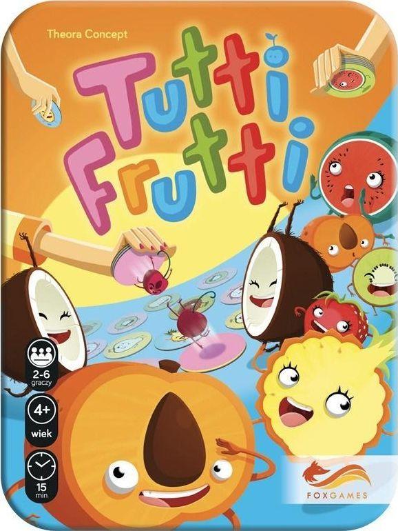 FoxGames Gra Tutti Frutti 1