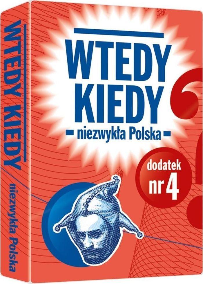Egmont Gra Wtedy Kiedy: Niezwykła Polska 1
