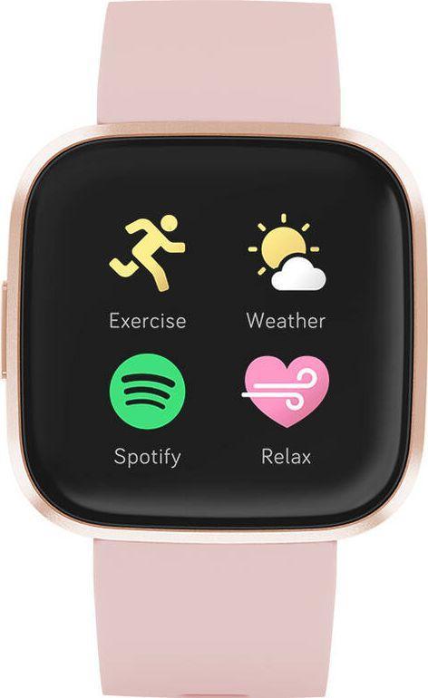 Smartwatch Fitbit Versa 2 Różowy  (FB507RGPK) 1