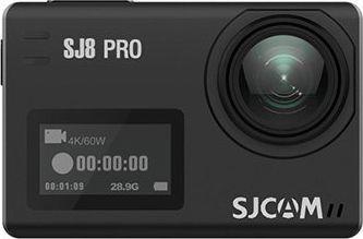 Kamera SJCAM Kamera sportowa SjCam SJ8 Pro - 3 baterie + monopod standard 1