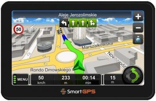 Smartgps Sg720 Mapa Map Pl W Morele Net