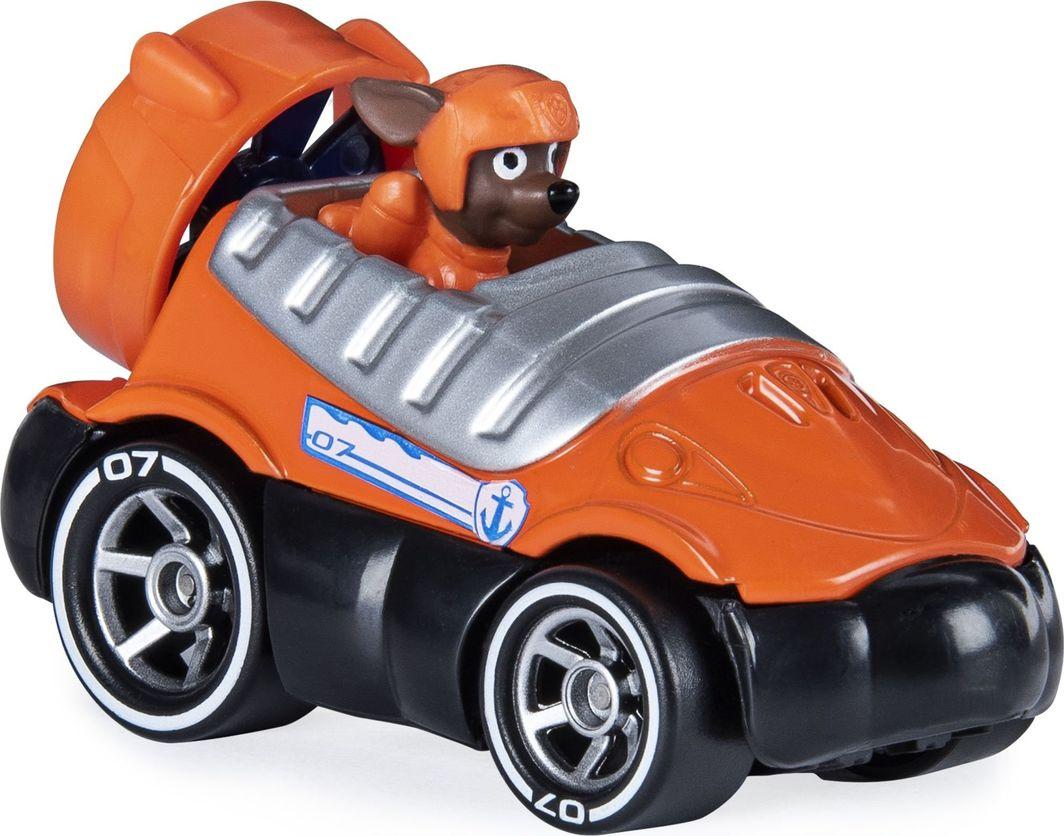 Spin Master Psi Patrol Zuma poduszkowiec samochodzik pojazd metalowy 1