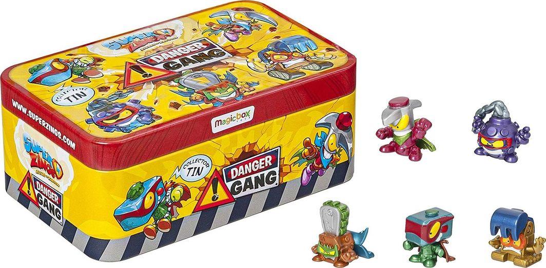 Magic Box Super Zings Danger Gang Zestaw 5 figurek 1