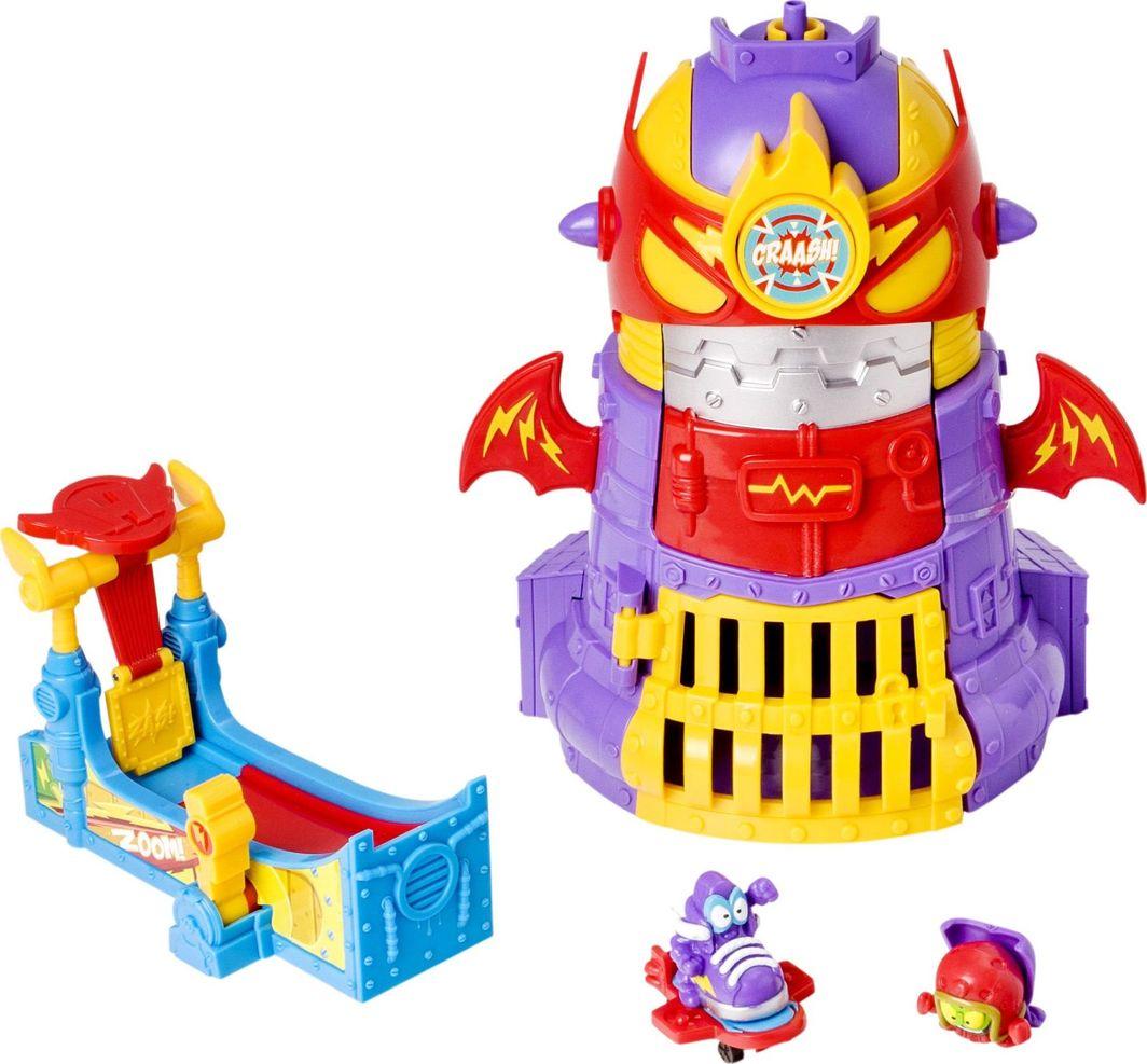 Magic Box Super Zings seria 3 wieża + 2 figurki Power Tower 1