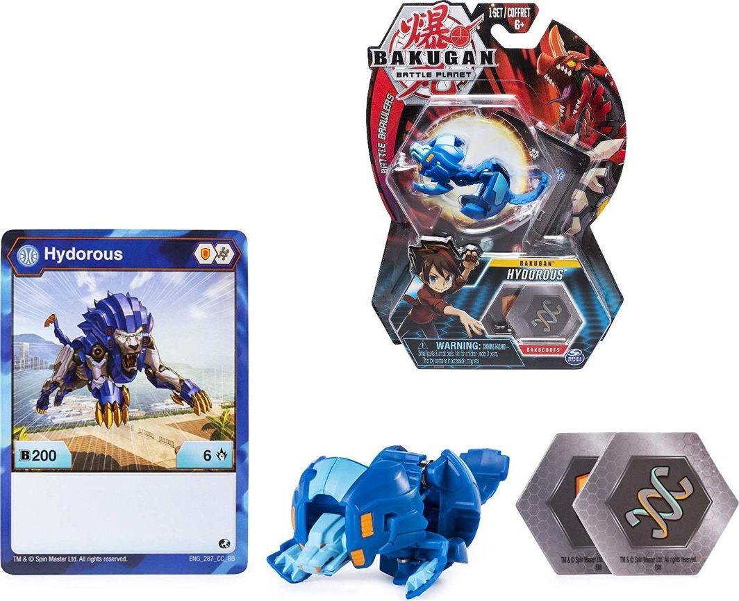 Spin Master Bakugan Hydorous figurka podstawowa 1