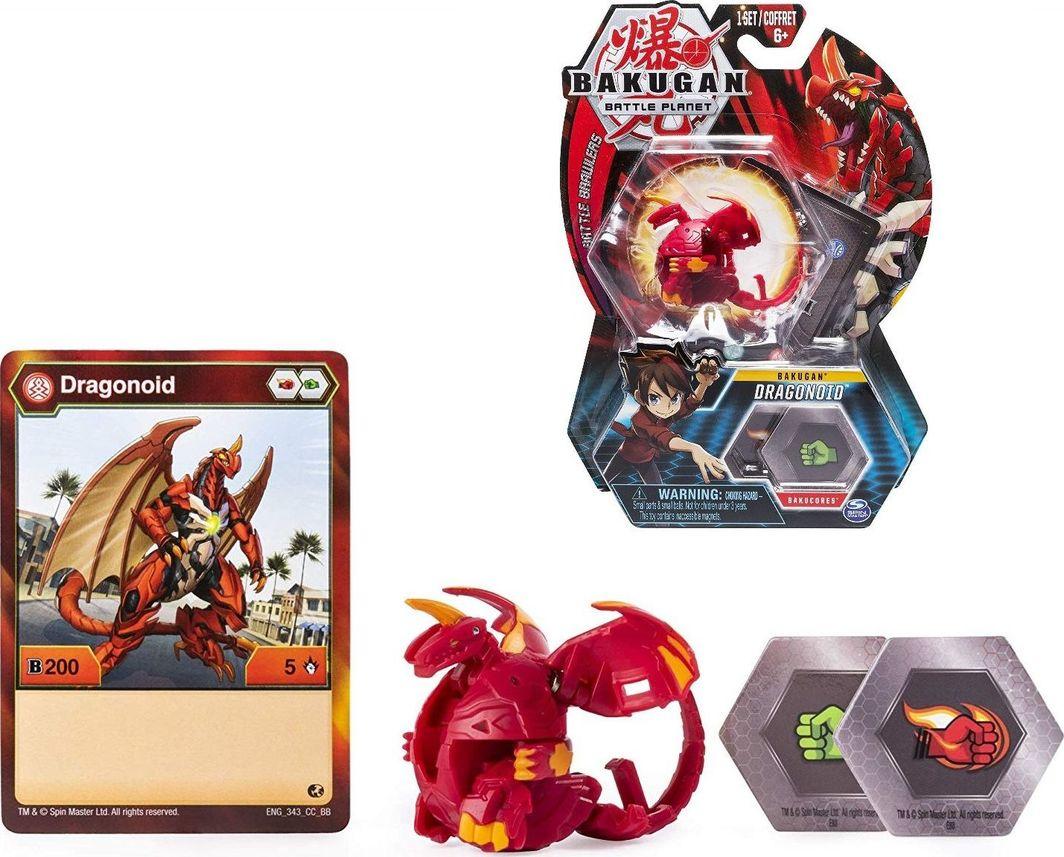 Spin Master Bakugan Dragonoid figurka podstawowa 1