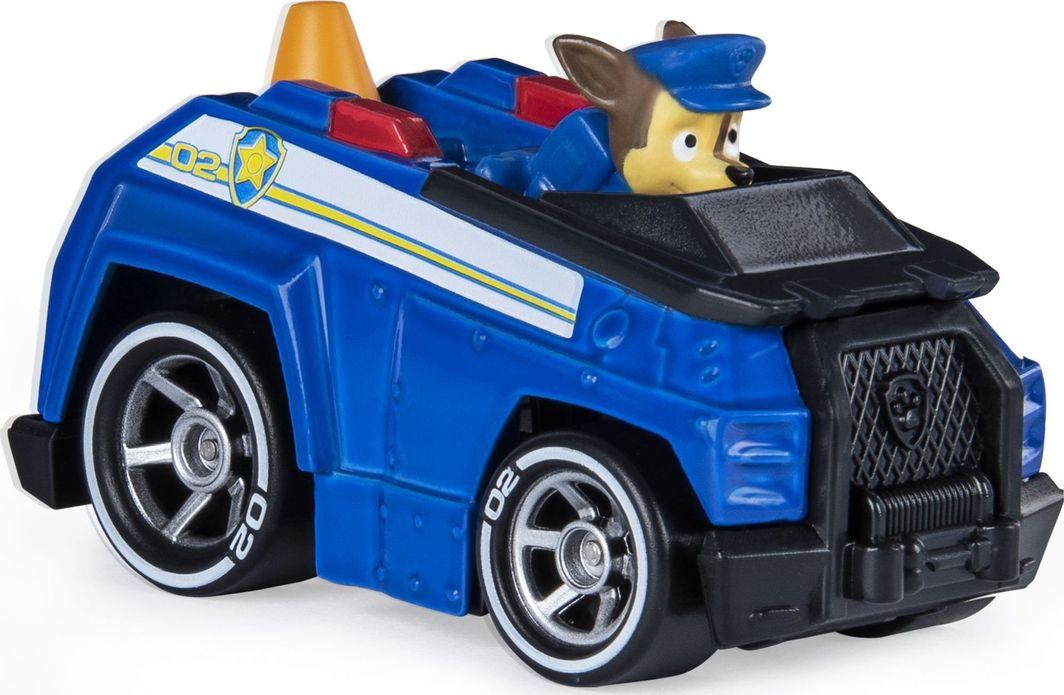 Spin Master Psi Patrol Chase pojazd metalowy radiowóz 1
