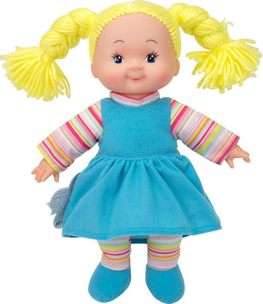 Simba Lalka Dolly Szmaciana Pyzata Buzia Niebieska 1