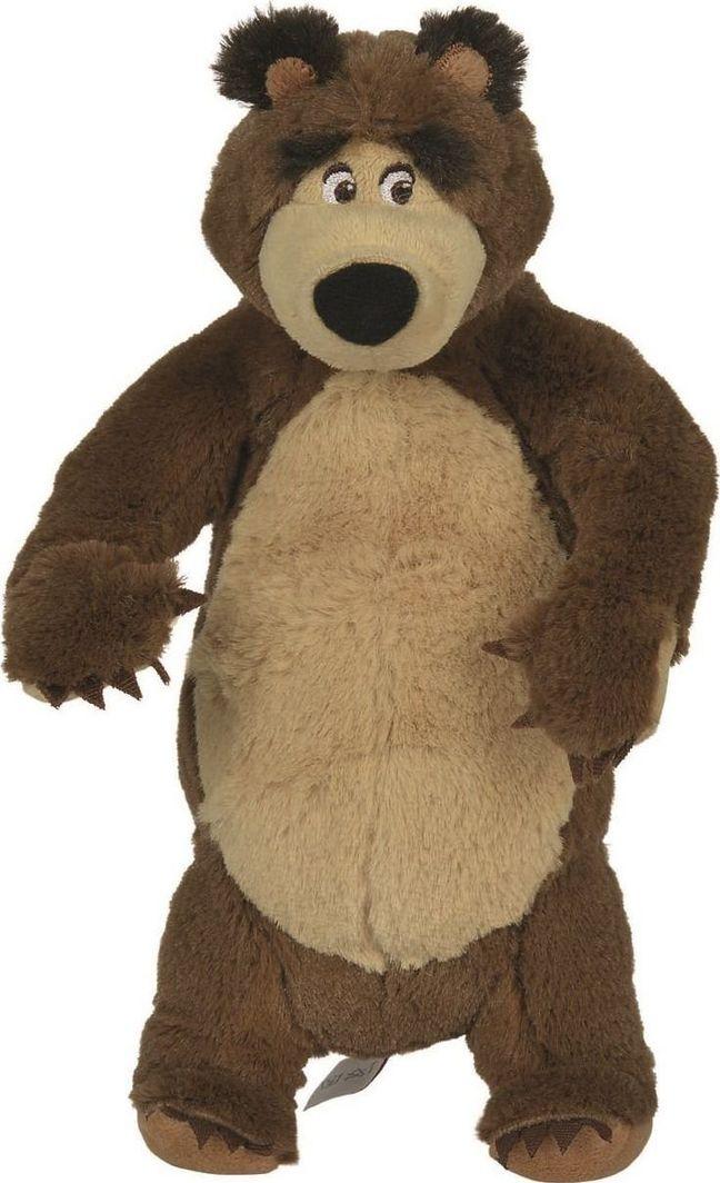 Simba Masza Pluszak Maskotka Niedźwiedź Misza stojący 1