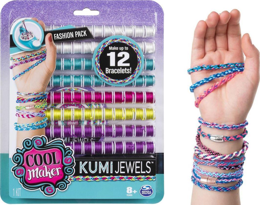 Spin Master Spin Master Cool Maker Kumi Jewels zestaw uzupełniający uniwersalny 1
