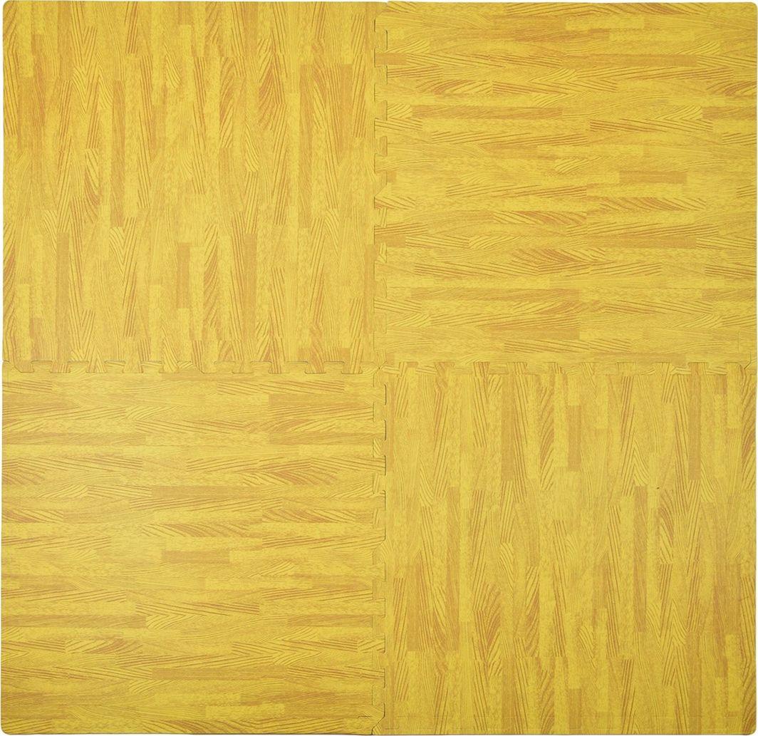 Humbi Humbi Puzzle piankowe Mata piankowa panele jasne 62 x 62 x 1 cm 4 szt. uniwersalny 1
