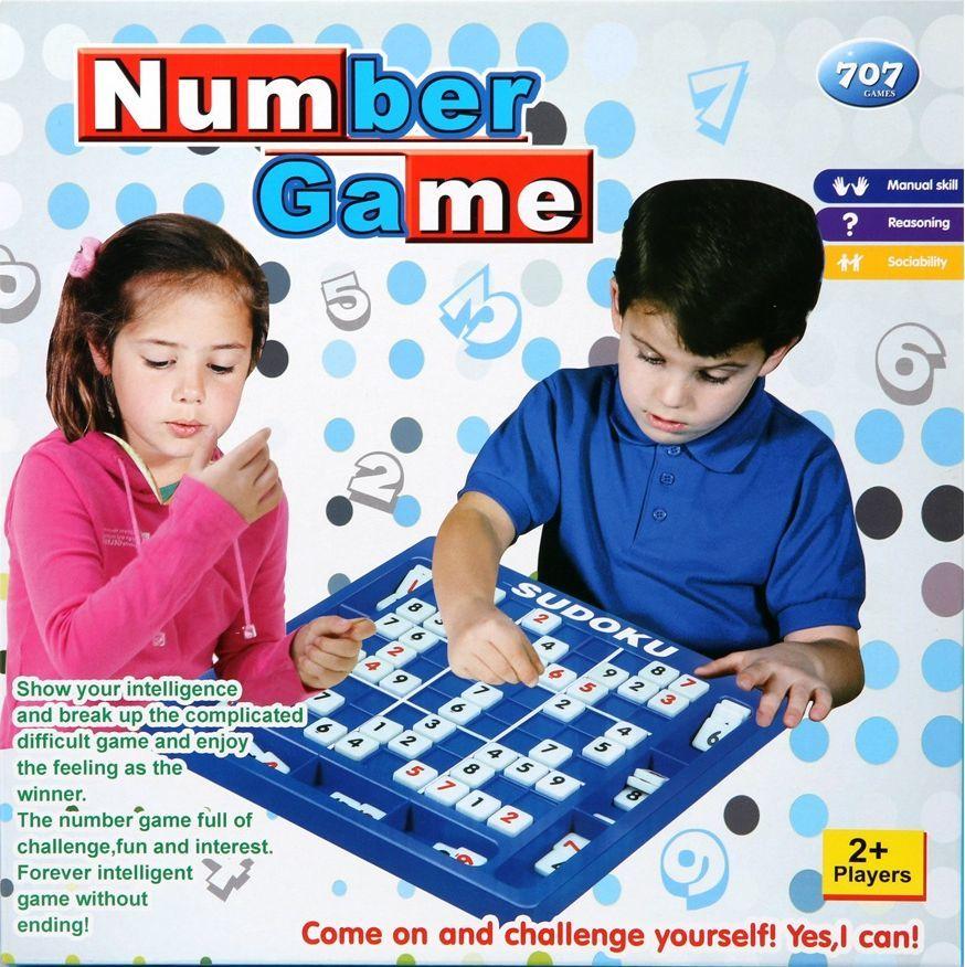 Gra Sudoku 7107410 1