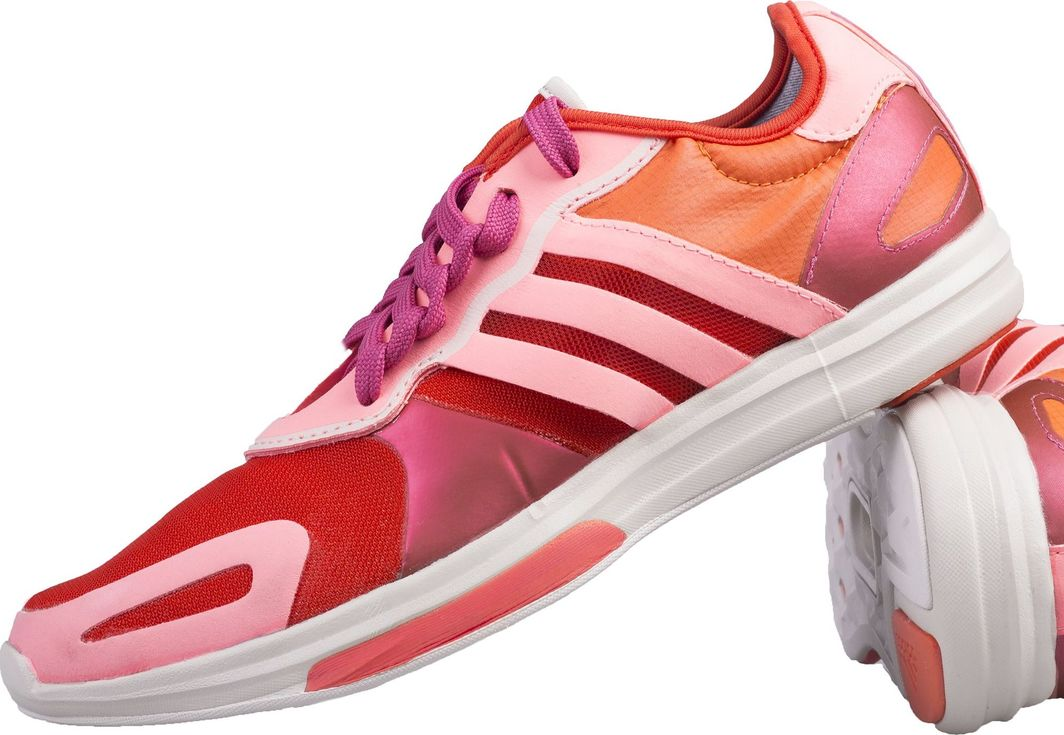 Adidas Buty damskie Stella McCartney Yvori różowe r. 36 23 (B25123) ID produktu: 6322924