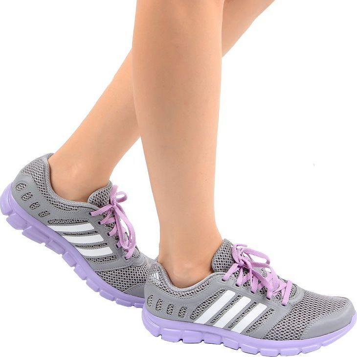 Adidas Buty damskie Breeze 101 2 szare r. 40 23 (AF5343) ID produktu: 6322949