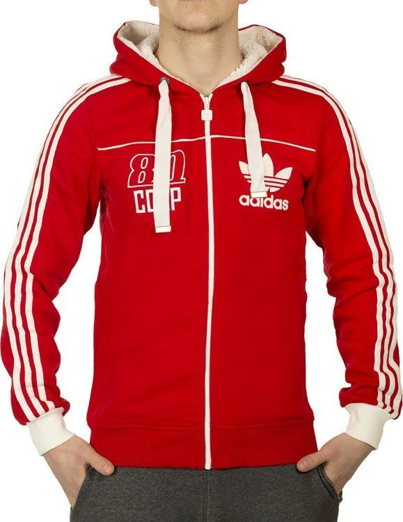Adidas Bluza Adidas S80 Mens Hoody B88271 XS ID produktu: 6324093
