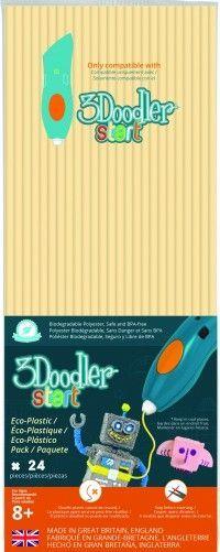 3Doodler 3Doodler wkład jednokolorowy Beżowy 1