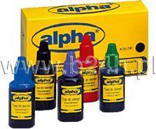Trodat Tusz do stempli Alpha fiolet 22 ml 1