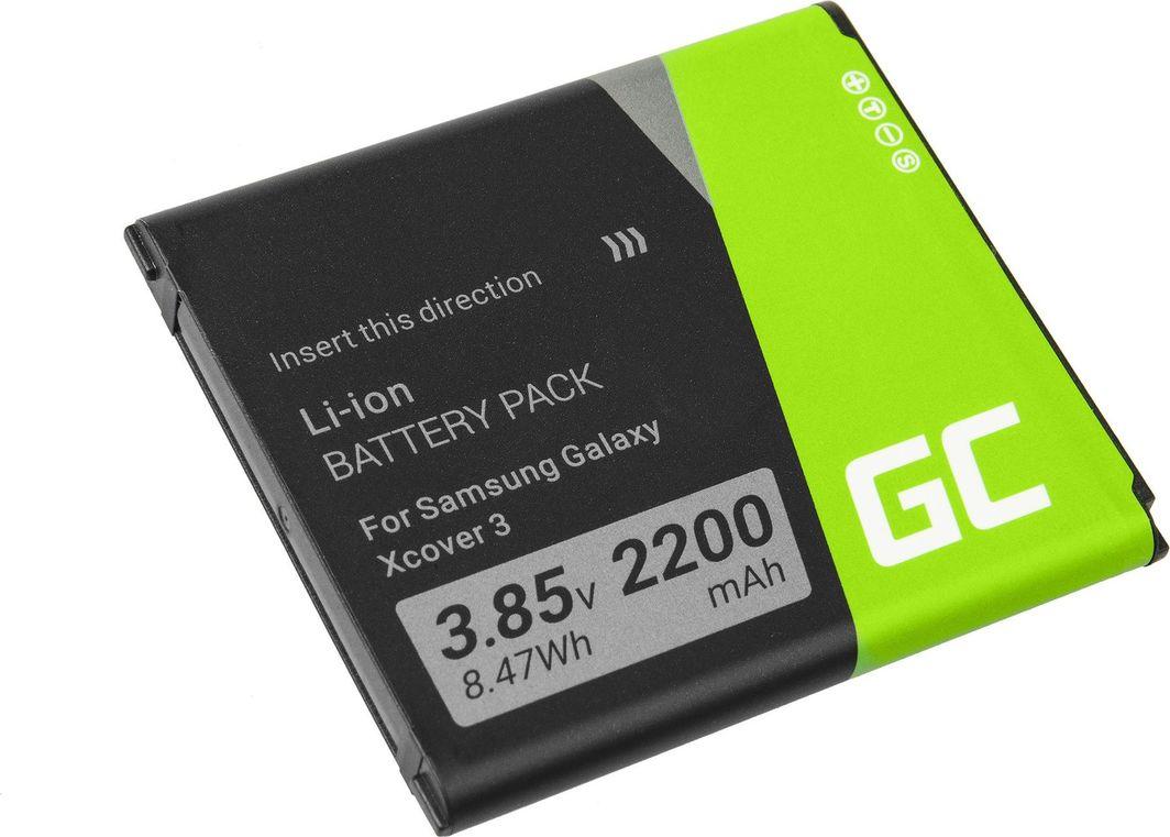 Bateria Green Cell Bateria Green Cell EB BG388BBE do telefonu Samsung Galaxy xCover 3 G388F G389F ID produktu: 6330348
