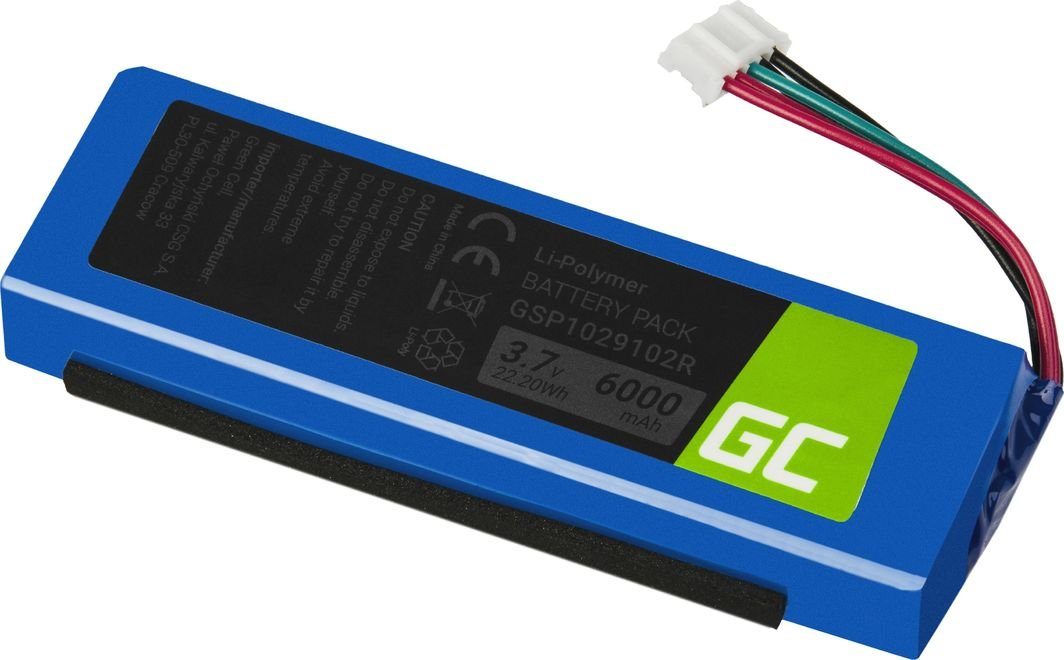 Green Cell Bateria Nie dotyczy 6000mAh 1szt. 1
