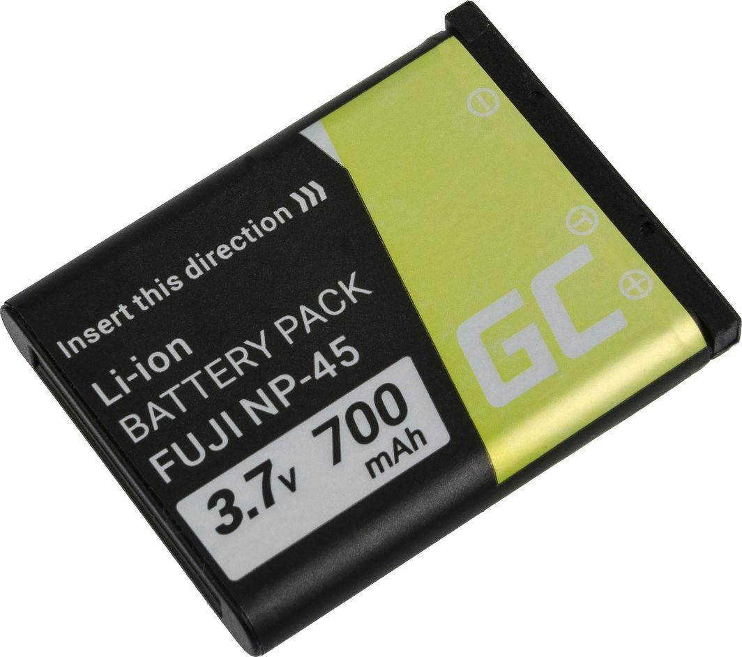 Akumulator Green Cell Bateria Green Cell ® EN-EL12 do Nikon Coolpix AW100 AW110 AW120 S9500 S9300 S9200 S9100 S8200 S8100 S6300 3.7V 700mAh 1