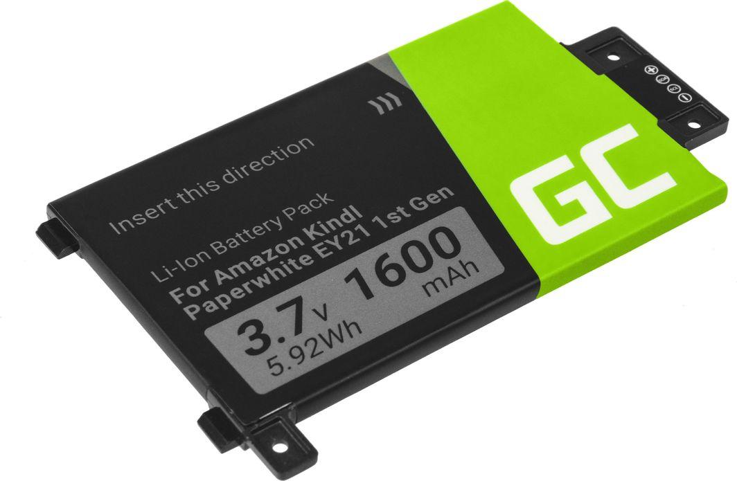 Green Cell Bateria Green Cell® 58-000008 do czytnika e-book Amazon Kindle Paperwhite I 2012 1