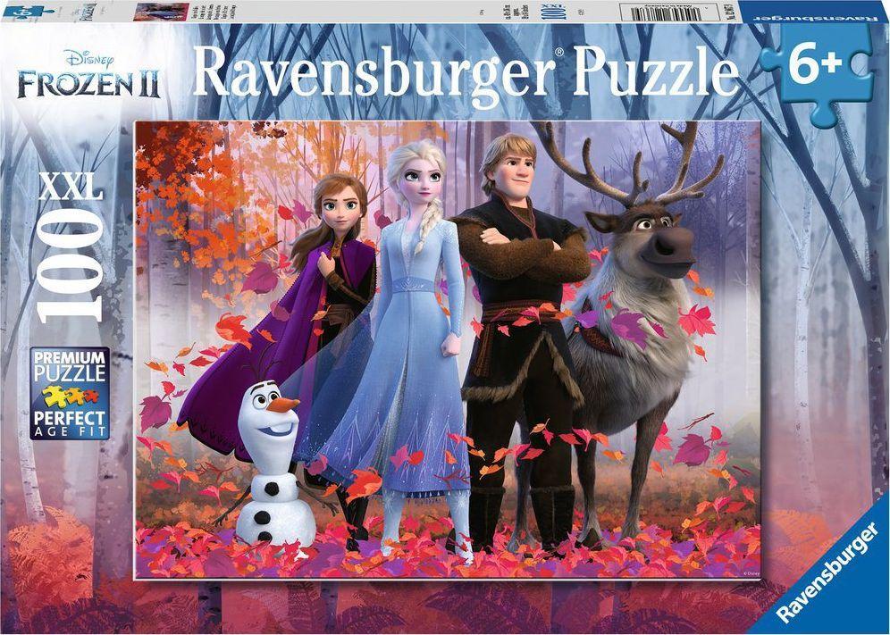 Ravensburger Puzzle 100 Frozen 2 XXL 1