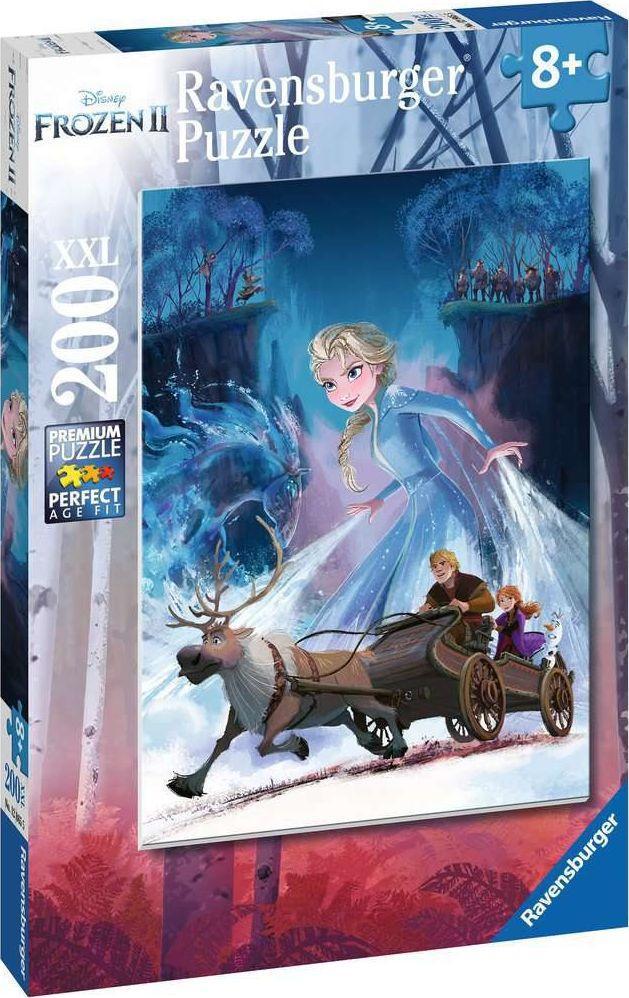 Ravensburger Puzzle 200 Frozen 2 XXL 1
