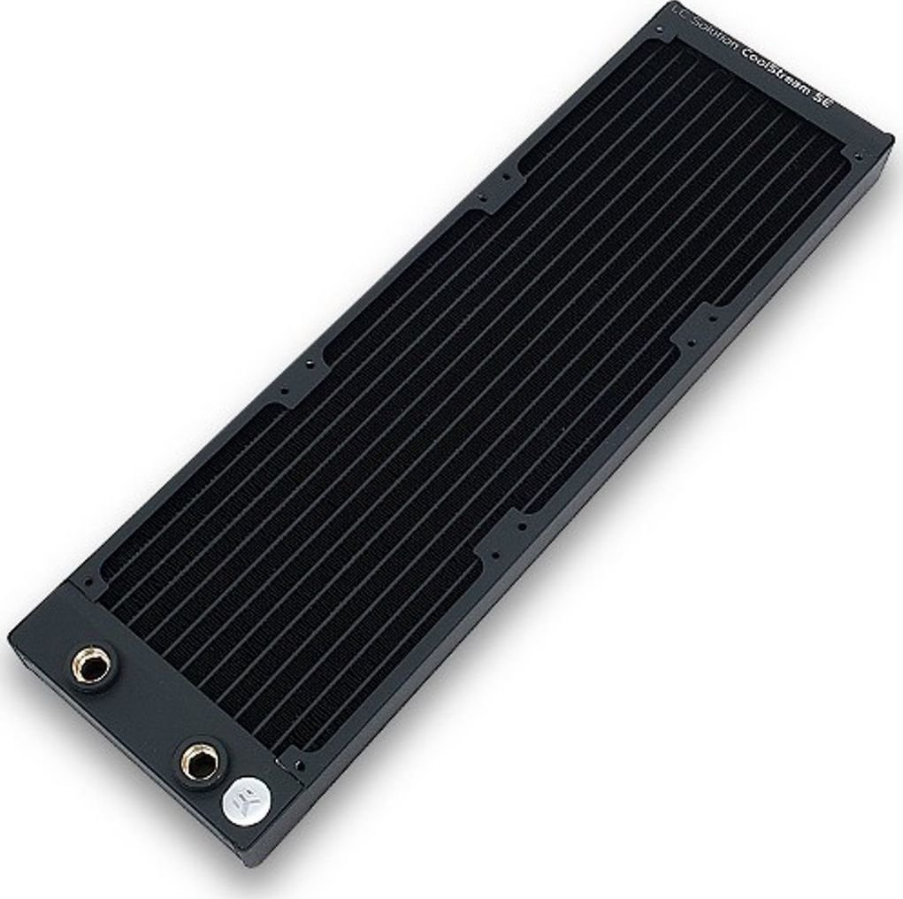 EKWB EKWB EK-Coolstream SE 360 (Slim Triple), radiator (black) 1