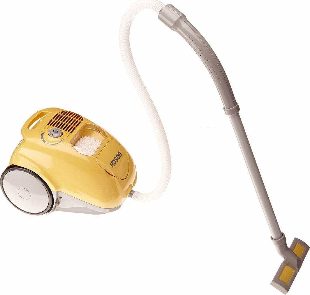 Klein Theo Klein Bosch vacuum cleaner, childrens home appliance(yellow / gray) 1