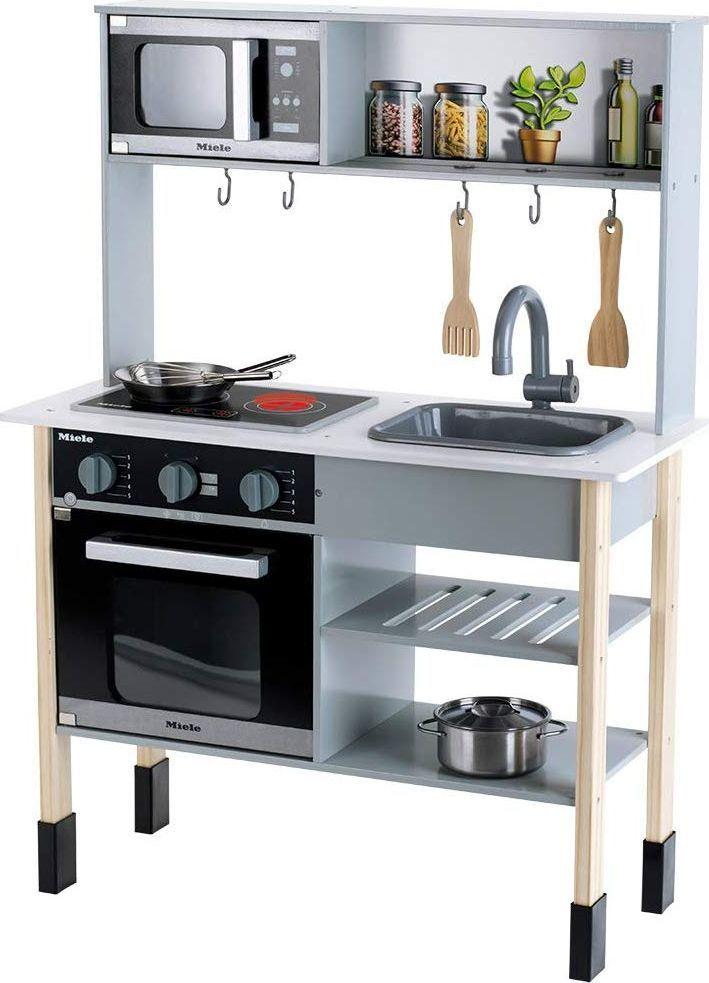 Klein Theo Klein Toy kitchen Miele wood - 7199 1