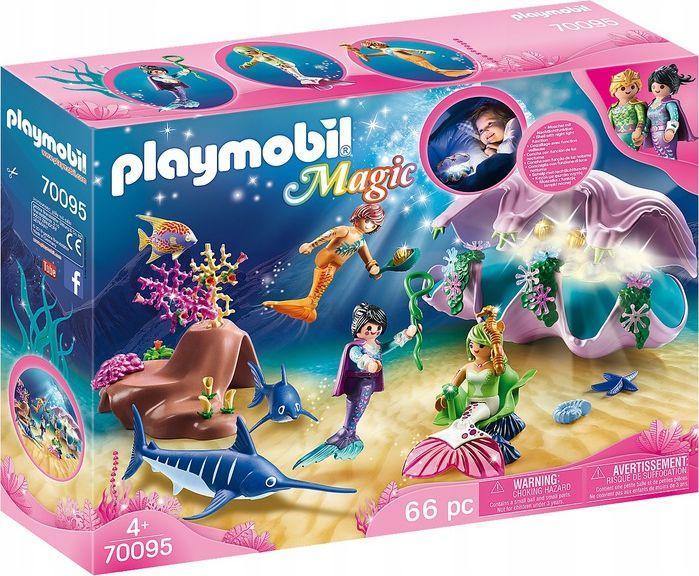 Playmobil Lampka nocna Muszelka (70095) 1