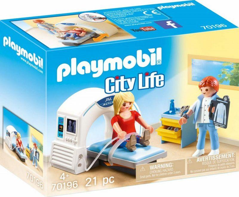 Playmobil Radiolog (70196) 1