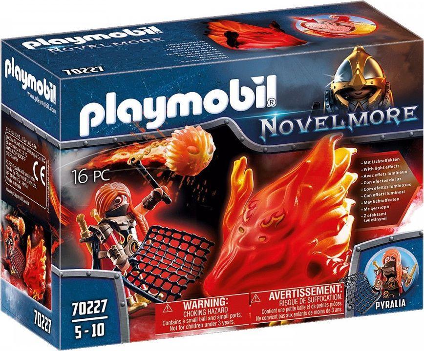 Playmobil Ognisty duch Wojowników Burnham (GXP-736527) 1