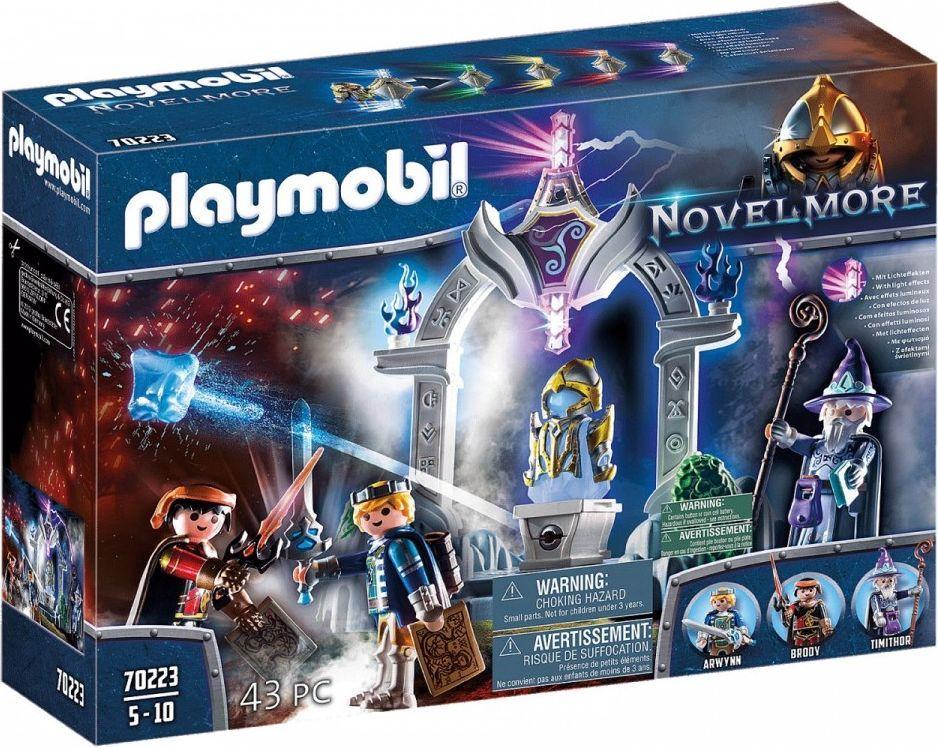 Playmobil Świątynia czasu (GXP-736524) 1