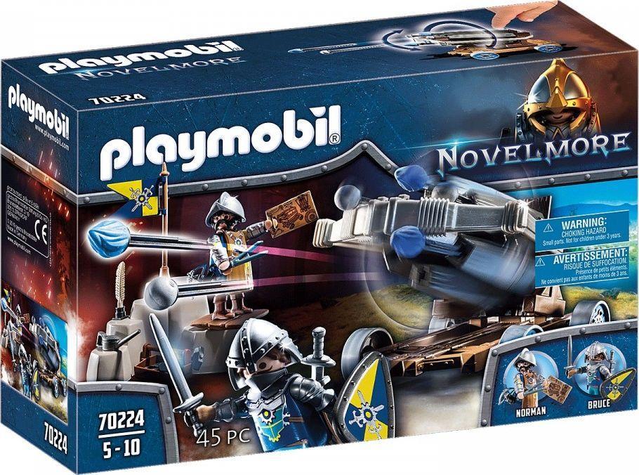 Playmobil Novelmore Wodna balista (GXP-736525) 1