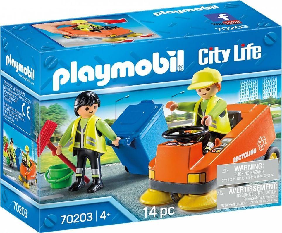 Playmobil Zamiatarka uliczna (GXP-736514) 1