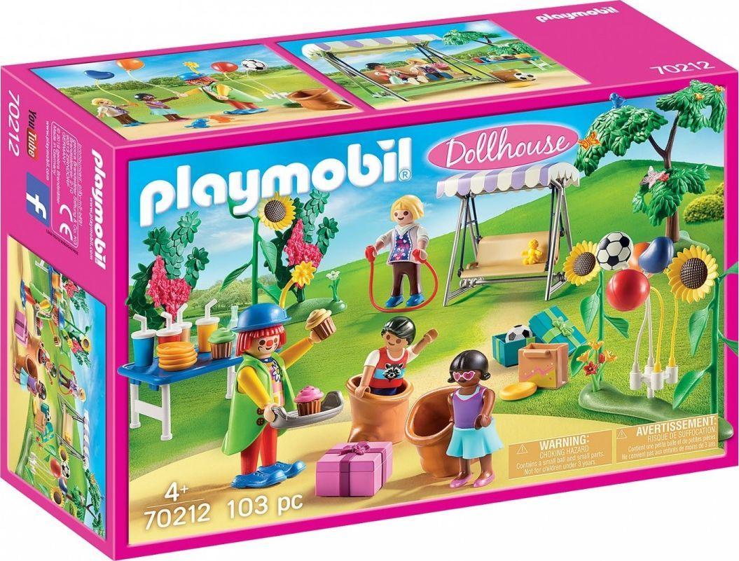 Playmobil Urodziny w ogrodzie (70212) 1