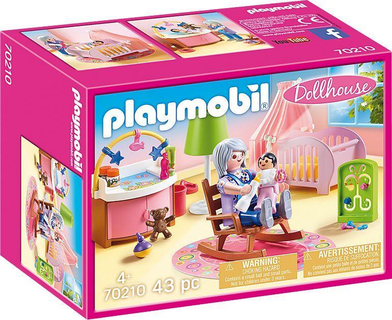 Playmobil Pokój dziecięcy (70210) 1