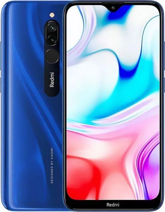 Smartfon Xiaomi Redmi 8 32 GB Dual SIM Niebieski  (XMI-8-32BL) 1