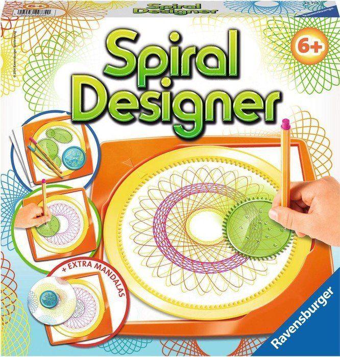 Ravensburger Ravensburger Spiral Designer - 297740 1