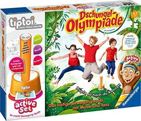 Ravensburger Gra Jungle Olympiad  1