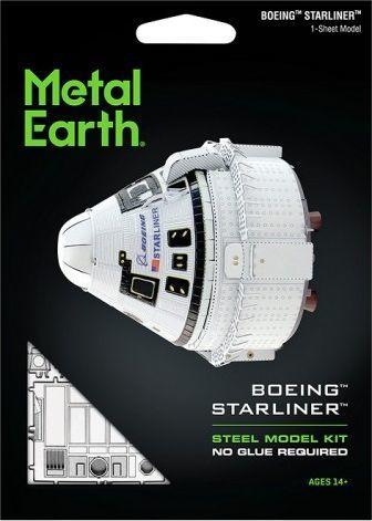 Metal Earth Metal Earth Boeing CST-100 Starliner, model 1