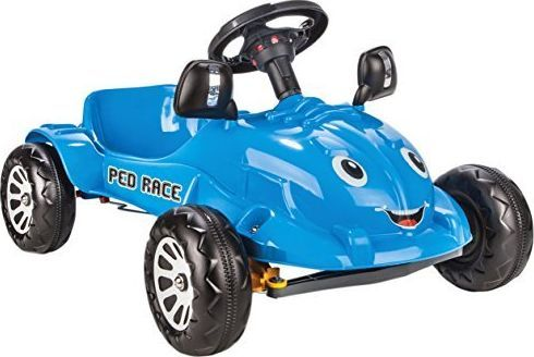 Jamara JAMARA pedal Ped Race blue - 460289 1