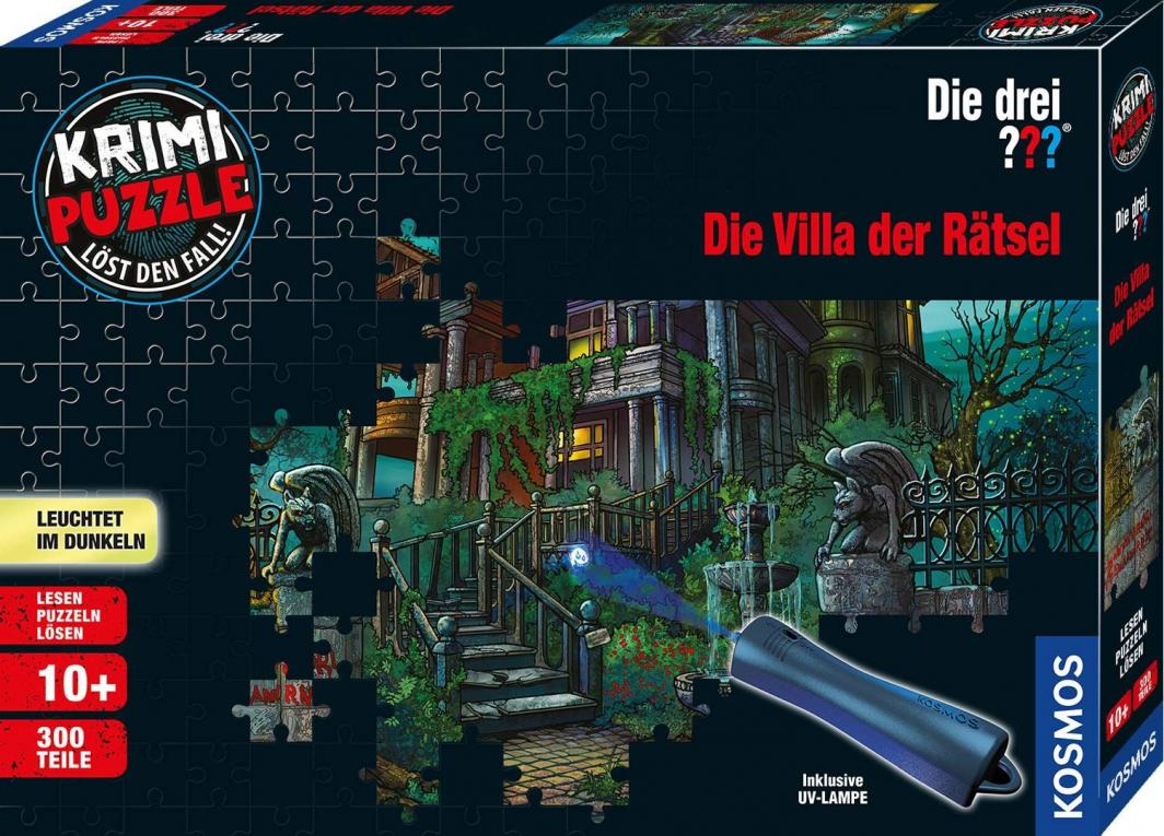 Kosmos Puzzle The Villa of Riddles 1