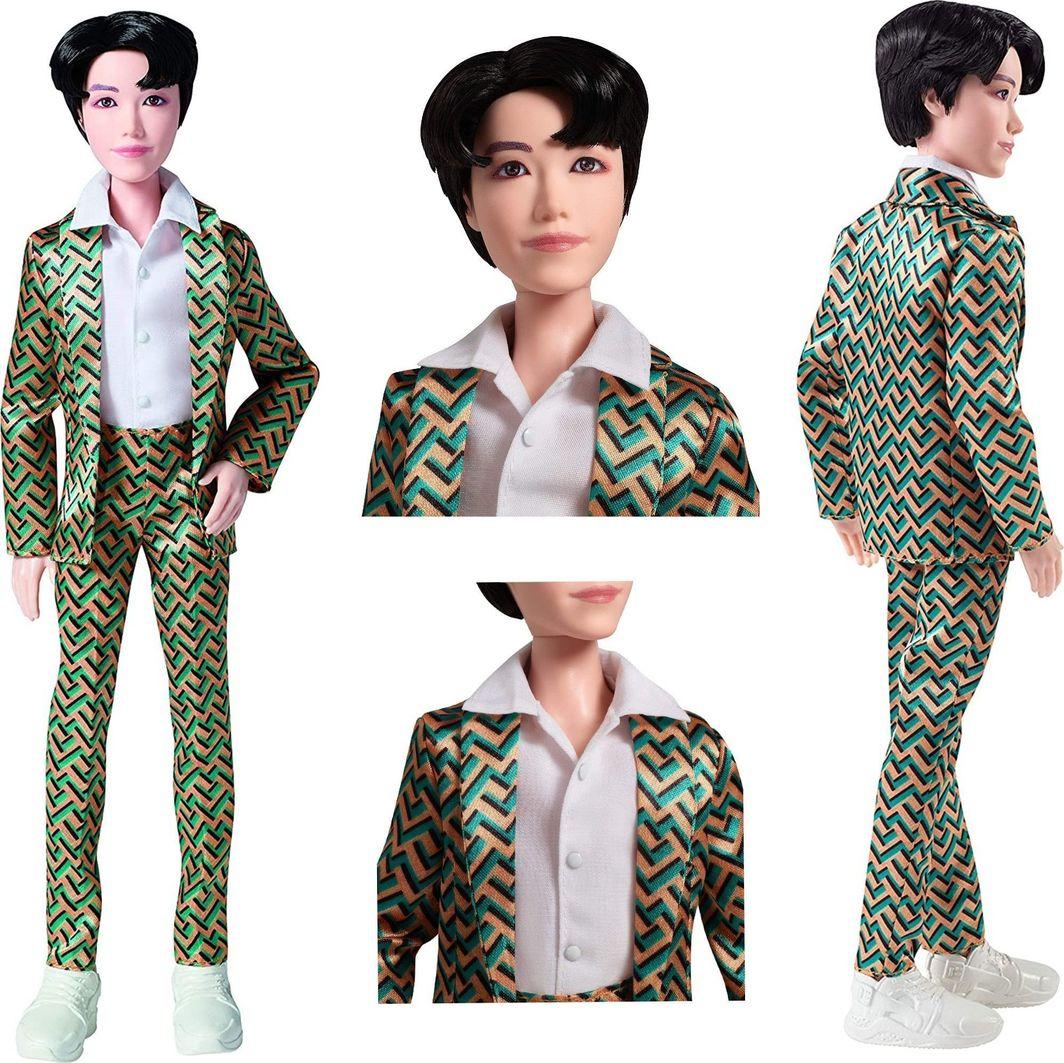 Mattel BTS Core Fashion Doll J-Hope (GKC91) 1