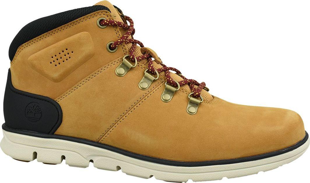 Timberland Buty męskie Bradstreet Hiker pomarańczowe r. 44.5 (A26YZ) ID produktu: 6333228