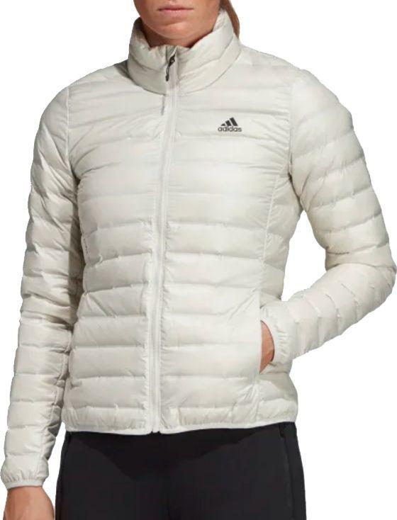 Adidas sport kurtka damska zimowa puchowa biała *m Zdjęcie
