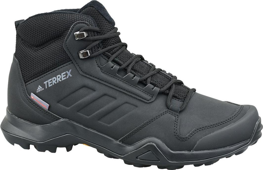 Adidas Buty męskie Terrex Ax3 Beta Mid Cw czarne r. 40 23 (G26524) ID produktu: 6333408