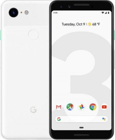 Smartfon Pixel 3 64 GB Biały  (GO-P3-64GB/WE) 1