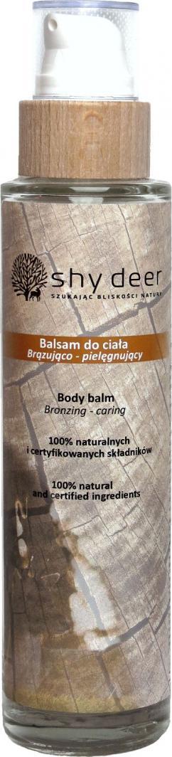 Shy Deer Body Balm balsam brązująco-pielęgnujący do ciała 200ml 1